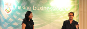 Social Media in Large Enterprises – SMiLE London