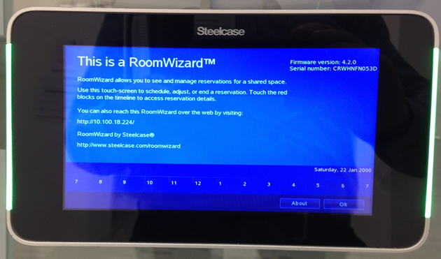 RoomWizard
