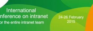IntraTeam Intranet Conference – Day 1