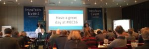 Intranets & Digital Workplace at IntraTeam 2016 (Day 2)