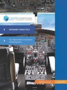 Intranet analytics