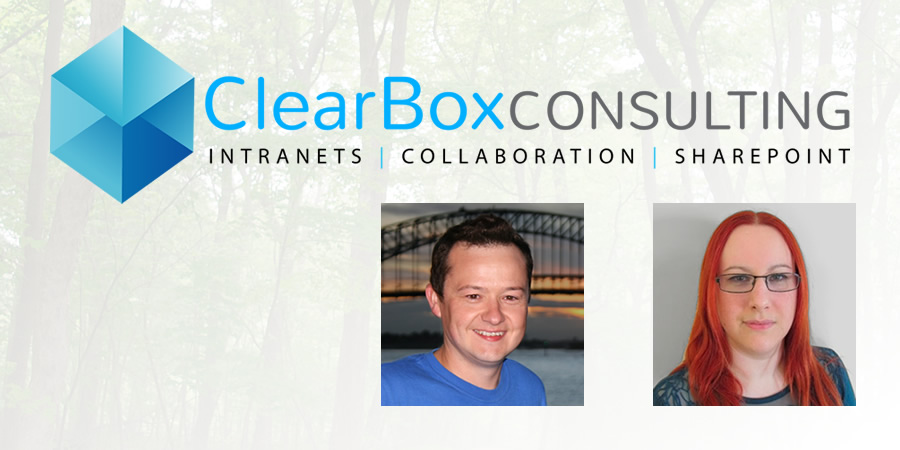 ClearBox: Andrew and Suzie.