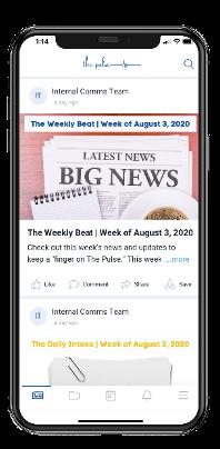 News app.
