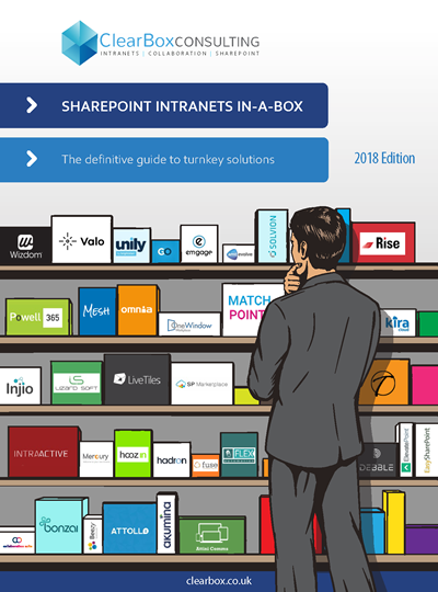 SharePoint intranets in-a-box report 2018