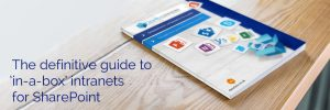 26 intranet in-a-box SharePoint solutions