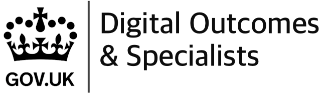 Digital Outcomes and Specialists.