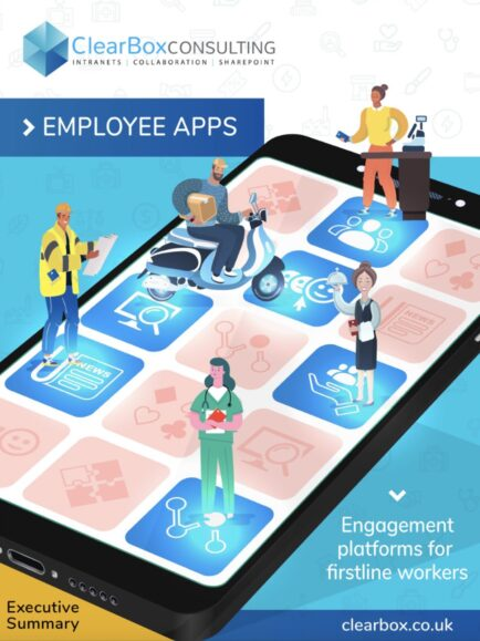 Employee apps report executive summary.