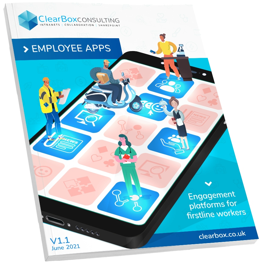 Employee apps report cover.