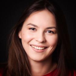 Elena Bogdanova.
