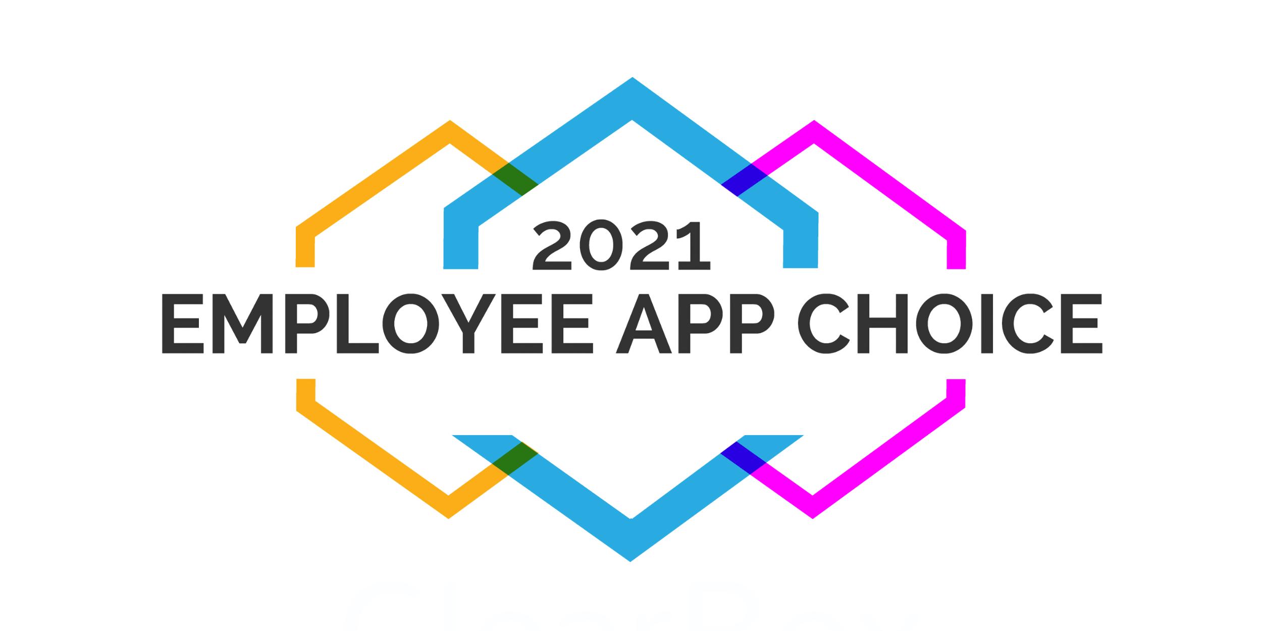 Employee app choice 2021.