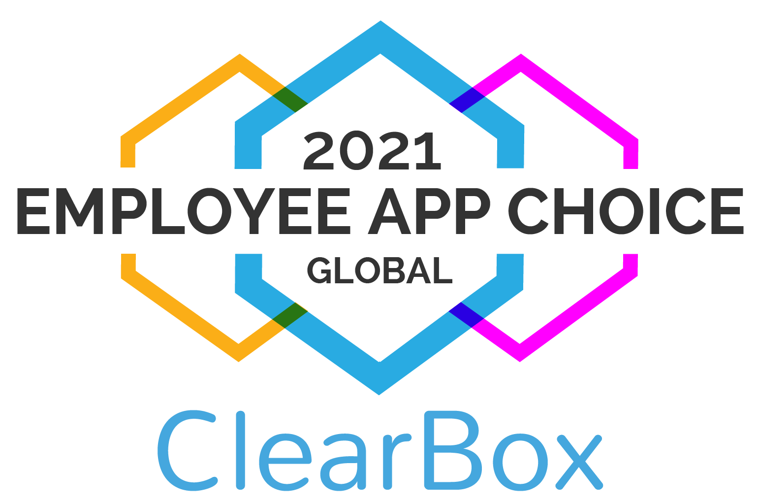 Employee app choice Global 2021.