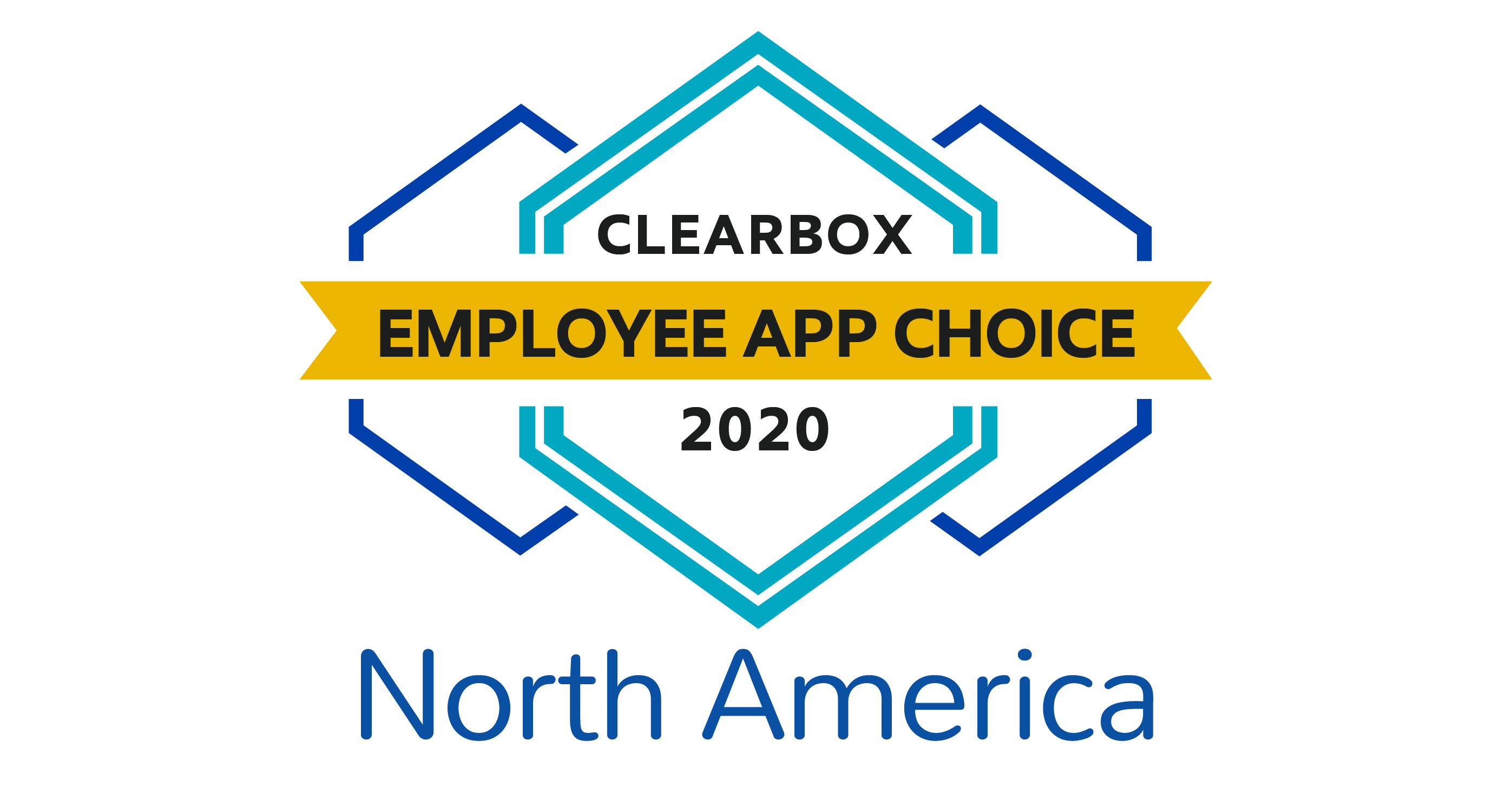 Employee app choice North America 2020.