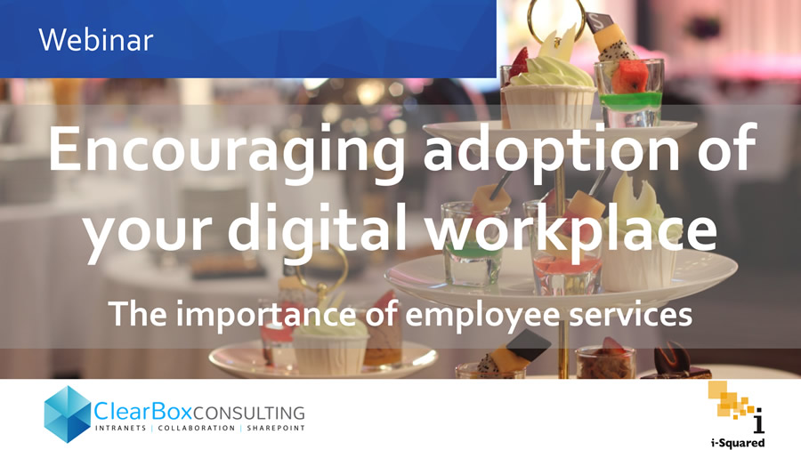 A well designed, self-serve, digital workplace is essential for productivity and employee satisfaction.