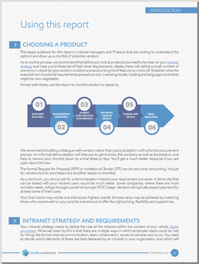 sharepoint intranets in-a-box report 2018 pdf