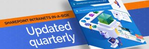 SharePoint intranets in-a-box report V5