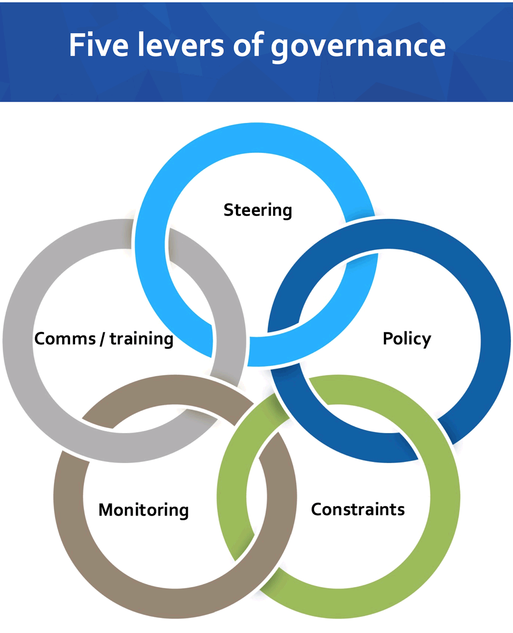 Five levers of governance