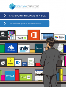 Intranet in a box report 2018 cover