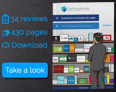 SharePoint intranet report - buyer's guide