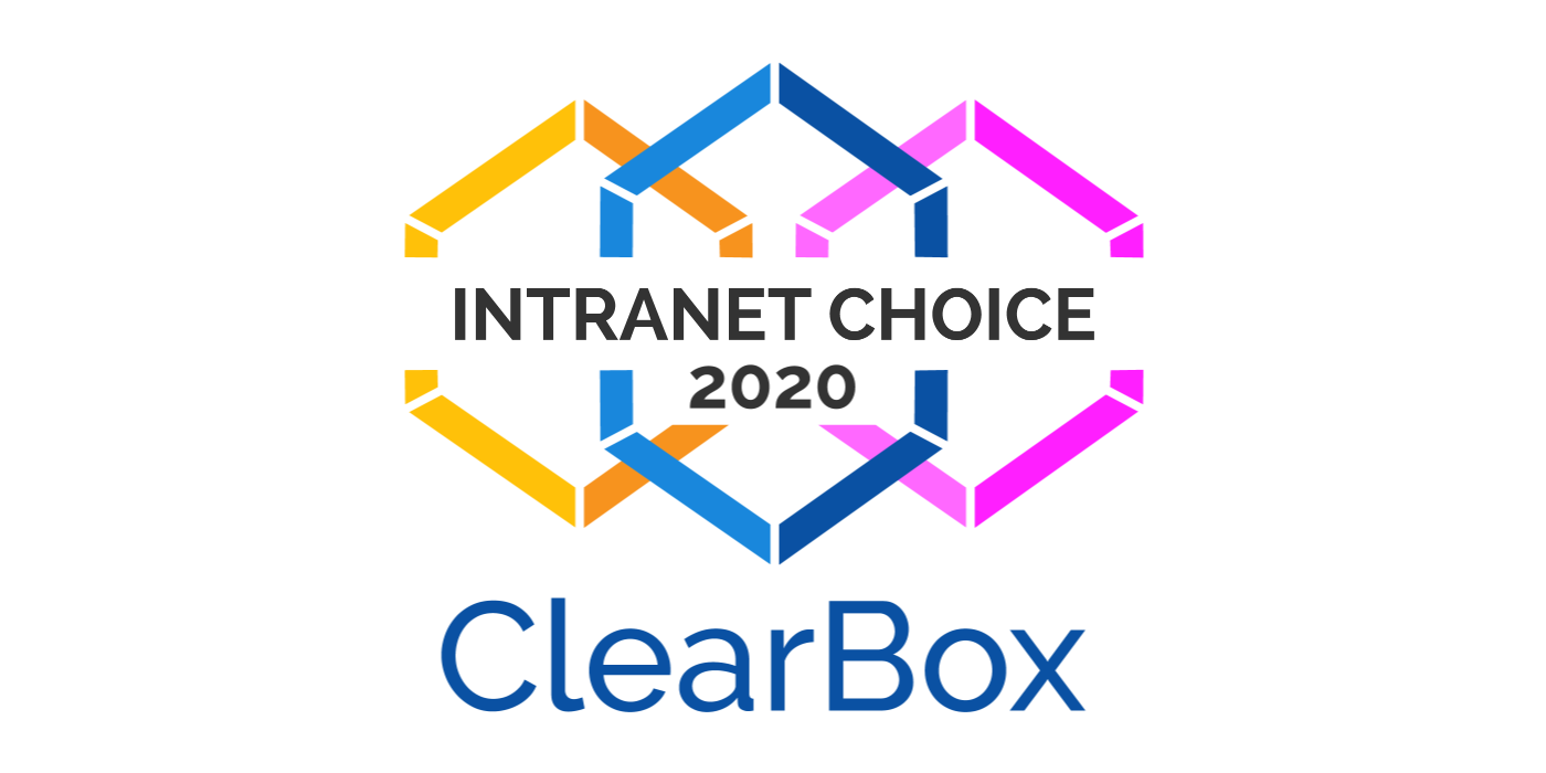 ClearBox Intranet Choice 2020.