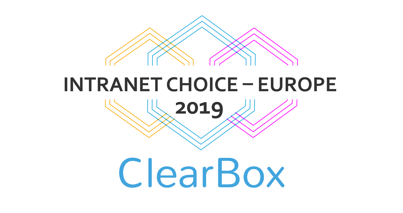 Intranet Choice - Europe - 2019.