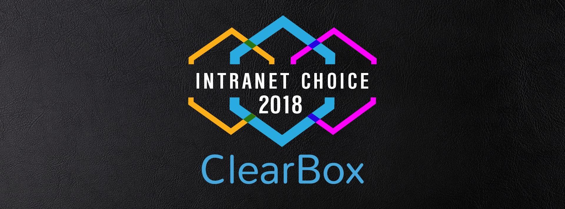 Intranet Choice 2018