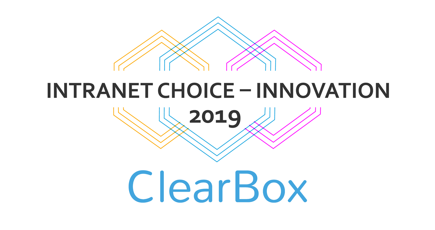 Intranet Choice - Innovation - 2019.