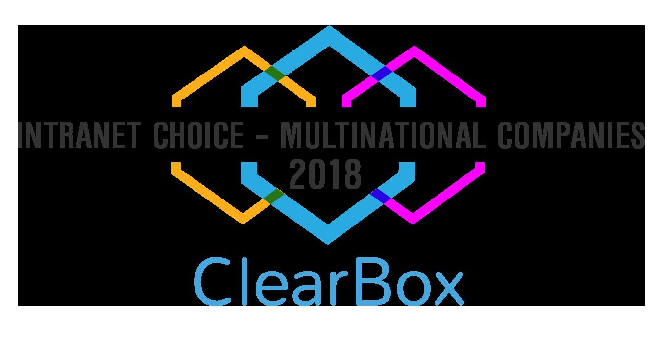 Intranet Choice - Multinational Companies 2018
