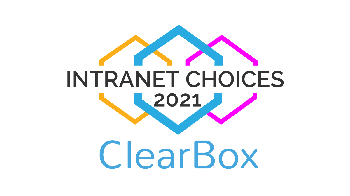 ClearBox Intranet Choices 2021.
