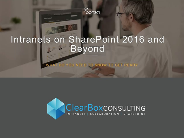 Intranets on SharePoint