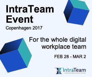 IntraTeam Event Copenhagen