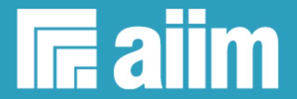 Logo: AIIM Forum