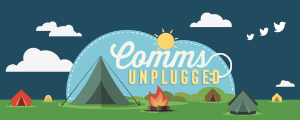 Logo: Comms Unplugged