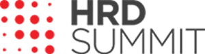 Logo: HRD Summit.