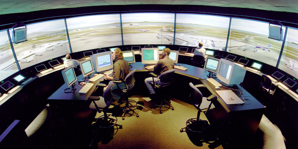 NASA's virtual airport