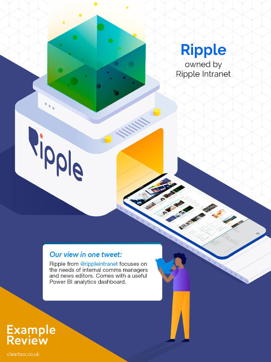 Ripple review cover.