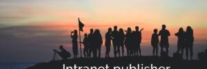 Intranet publisher communities