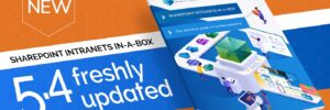 What's new in our SharePoint intranets in-a-box report