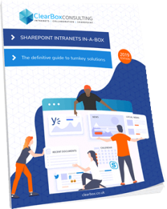 SharePoint intranet products - 2019 report.