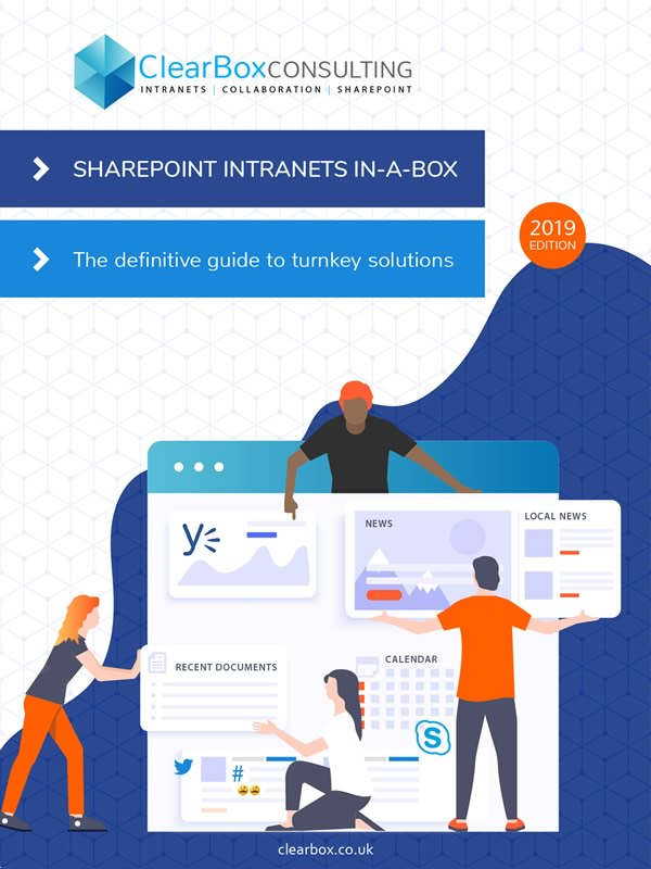 SharePoint Intranets In-A-Box Report 2019