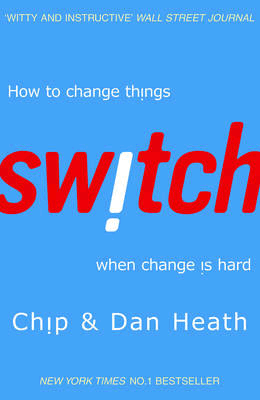 Book cover: Switch.