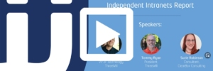 Independent intranets chat